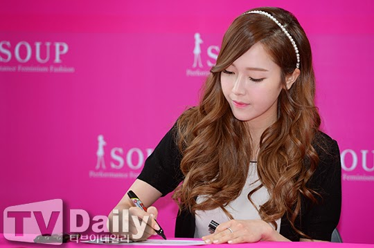snsd jessica soup signing event (20)