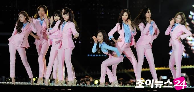 Girls`Generation's Performance Photos at the 2014 Dream Concert!