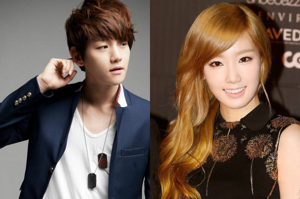 Girls' Generation's Taeyeon & EXO's Baekhyun Confirmed to be Dating Plus Taeyeon's Comments!