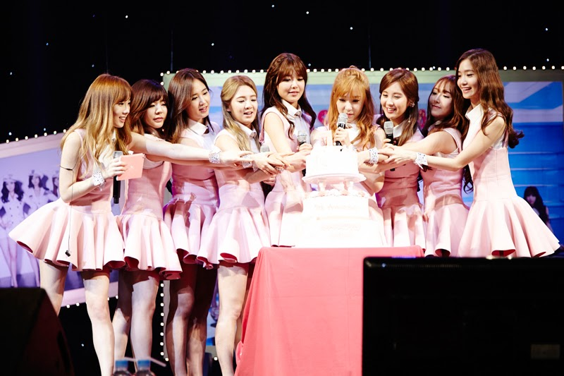 snsd 7th anniversary party (5)